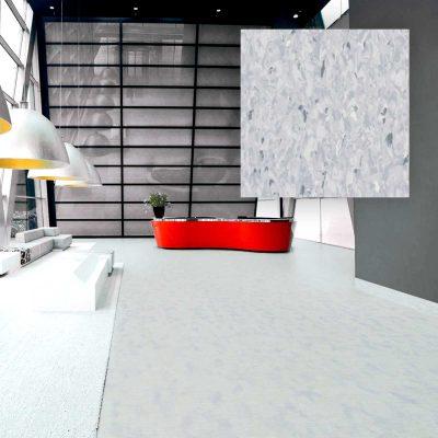 Moderan Sivi Granit PVC Pod za stanove