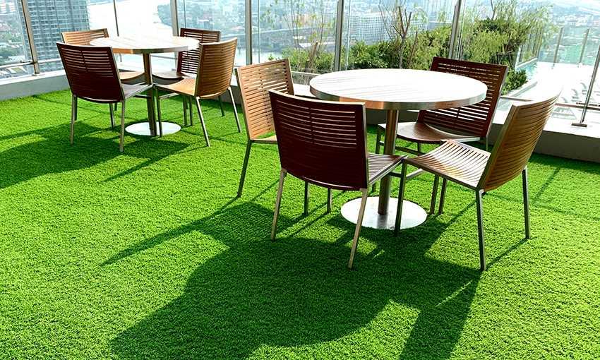7 razloga za odabir umjetne trave