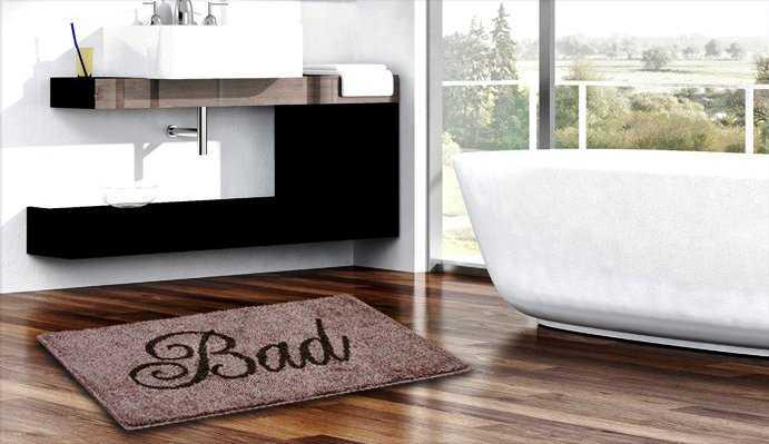 Najprodavaniji Otporan Smedji Dizajn Otirač za Kupaonice