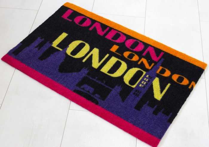 otirač city london tepihland