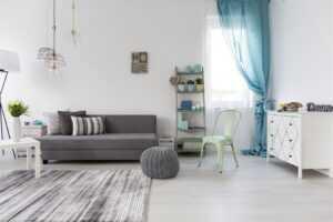 lepršava dekoracija i elegancija zavjese tepisi