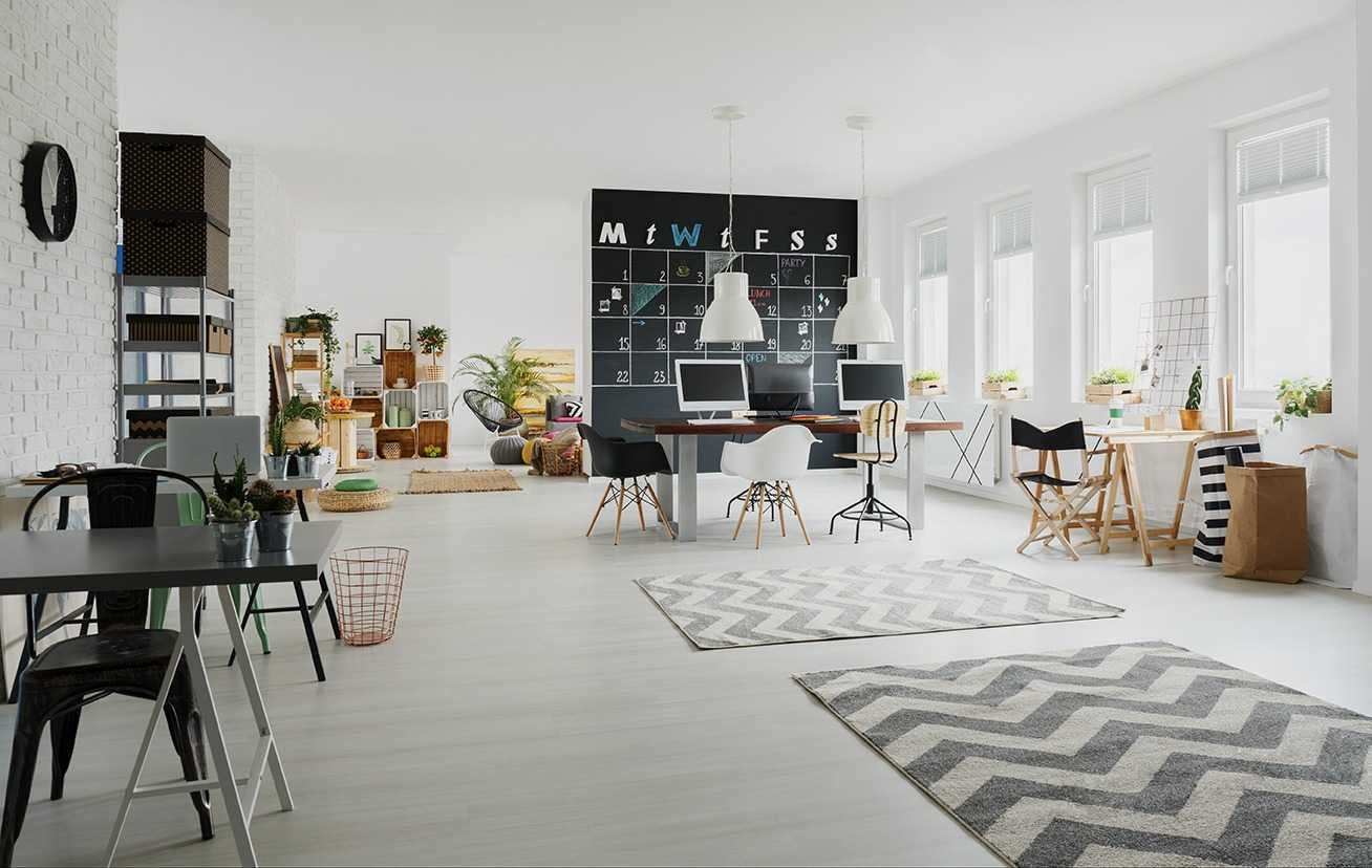 Prednosti tepiha i tapisona u uredskim prostorima