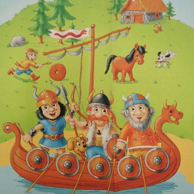Zavjesa Viking