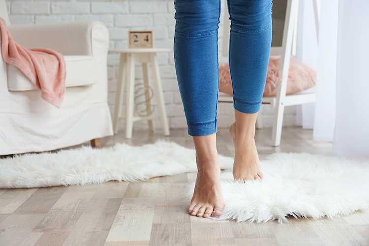 Čupavi tepih za ekstra toplinu i mekoću u domu