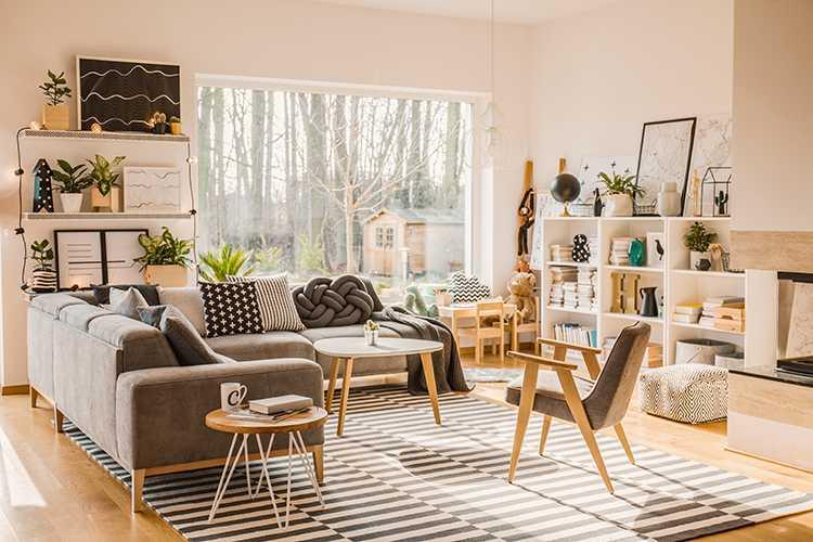 Pet inspirativnih ideja za odabir tepiha u dnevnom boravku