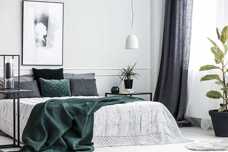 Vodič za odabir idealnih zavjesa za spavaću sobu